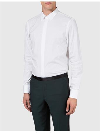 Daniele CL Jaquard Tuxedo Shirt