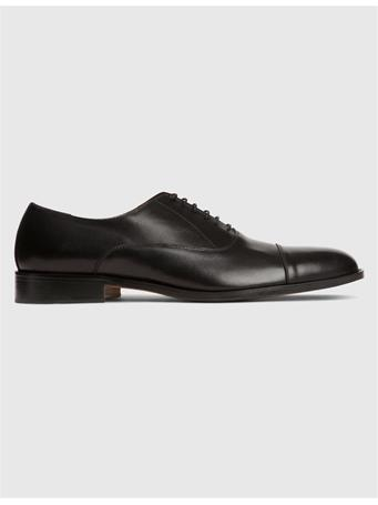 Hopper Italian Calf Cap Toe Oxfords