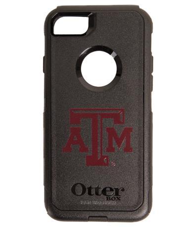 OtterBox Texas A&M iPhone 8/7 Commuter Case Black