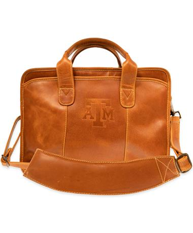 Texas A&M Canyon Buffalo Valley Briefcase