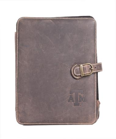 Bear Canyon Fold Media Case Front Brown
