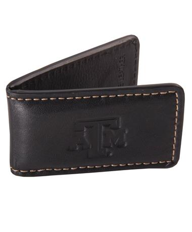 Contrast Money Clip Black