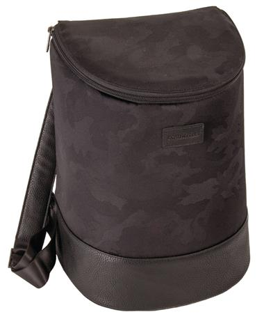 Corkcicle Cooler Bag Eola - Black Camo - Front Camo