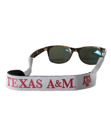 Texas A&M Silver Croakies Silver