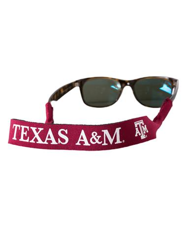 Texas A&M Maroon Croakies Maroon