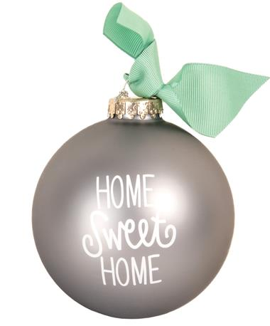 Coton Colors Home Sweet Home Ornament