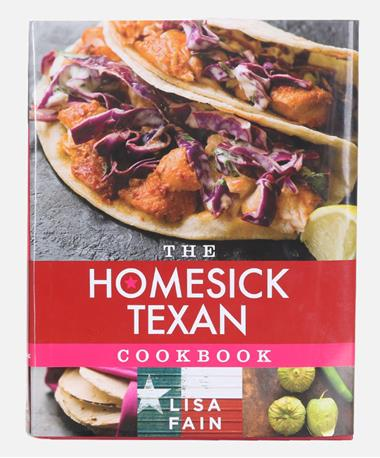 The Homesick Texan Cookbook by Fain HB - Front Multi