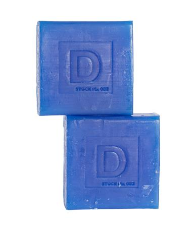 Duke Cannon Cold Shower Cooling Soap Cubes - Stacked Cool Mint