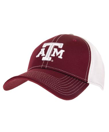Texas A&M Drake Stretch Fitted Cap