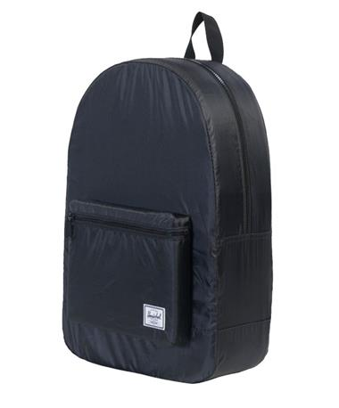 Herschel Daypack Backpack Black Front Black