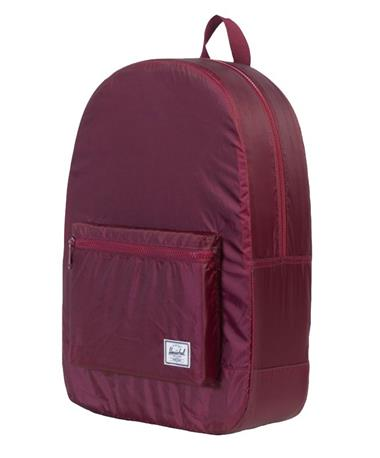 Herschel Daypack Backpack Windsor Wine Front Windsor Wine