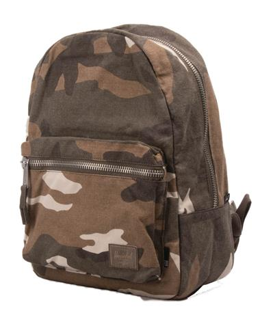 Herschel Grove X Small Camo Back Pack Front Cub Camo