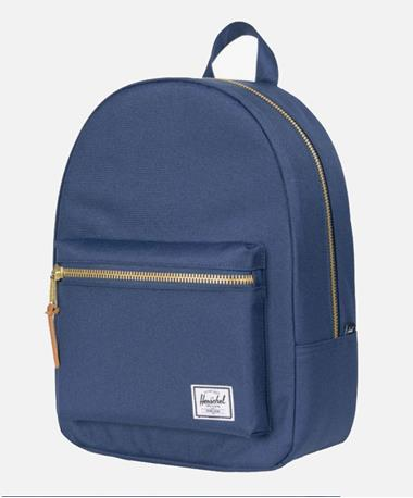 Herschel Grove X Small Back Pack - Navy - Front Navy