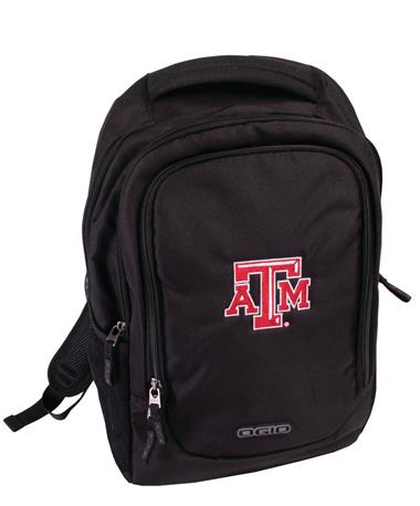Texas A&M Ogio Evader Backpack Black