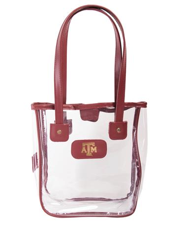 Jon Hart Texas A&M Aggie Game Day Tote Maroon