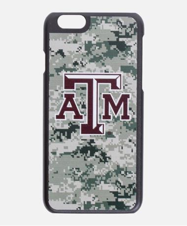 Texas A&M Digital Camo Slim Phone Case Camo