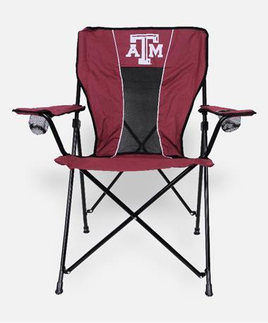 Texas A&M Aggie GameTime Chair Maroon