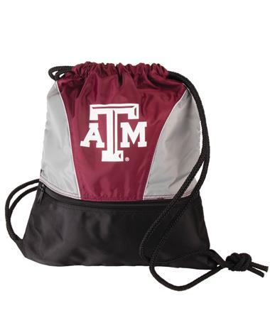 Texas A&M Sprint Drawstring Backpack