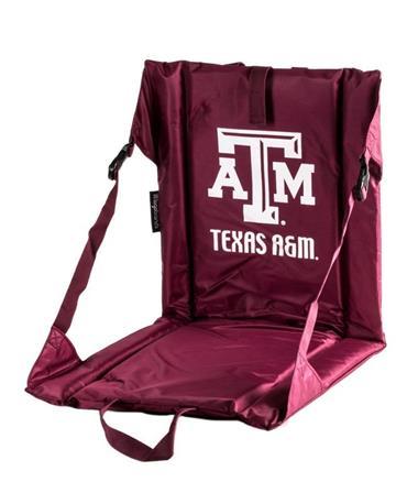 Texas A&M Aggie Stadium Seat - Open Maroon