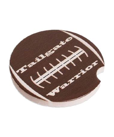 Aggie Warrior Car Chic Coaster Car Chic