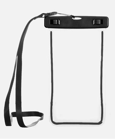 Waterproof Phone Case Black