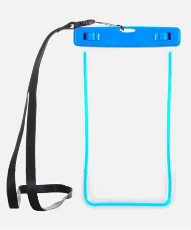 Waterproof Phone Case Turquoise