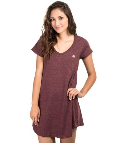 Texas A&M Aggie Women`s Trinity Dress - Front Maroon
