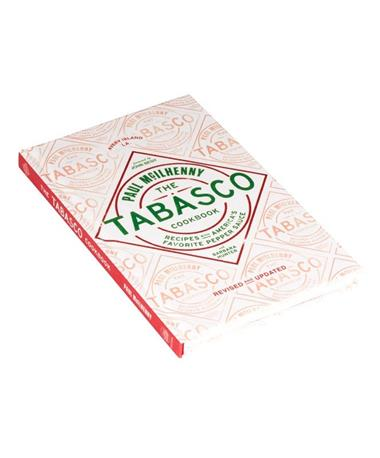 The Tabasco Cookbook - Front Multi