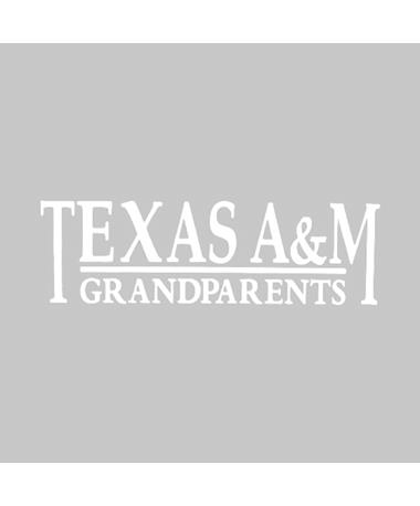 Texas A&M Grandparents Decal