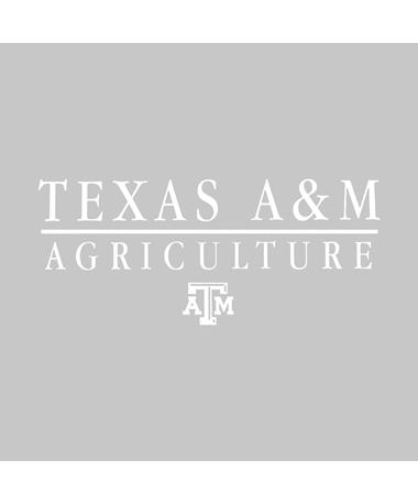 Texas A&M Aggie Agriculture Decal