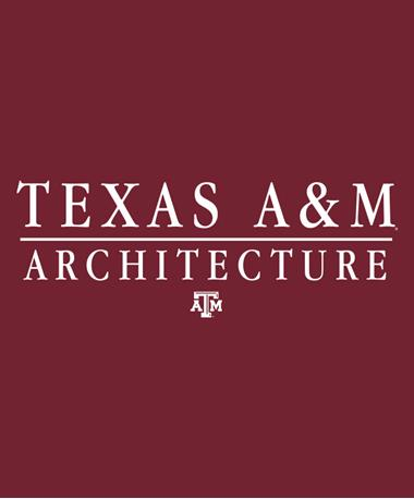 Texas A&M Aggie Architecture Decal White