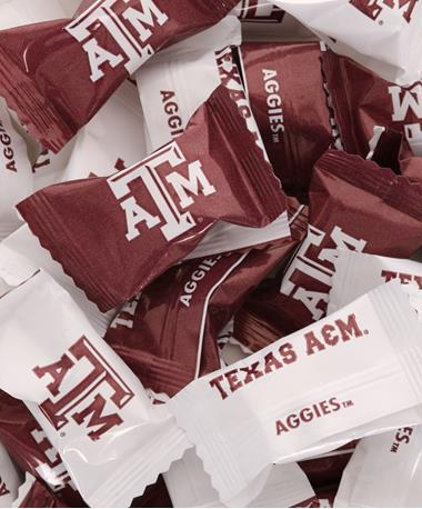 Texas A&M Aggie Buttercream Mints Multi