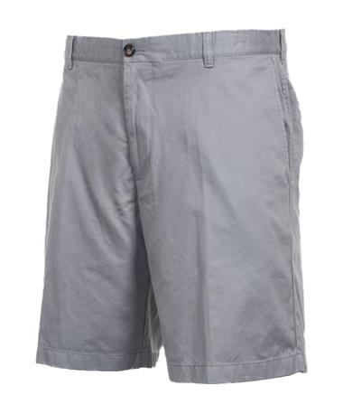 Southern Tide Texas A&M Gameday Skipjack Shorts Front Steel Grey