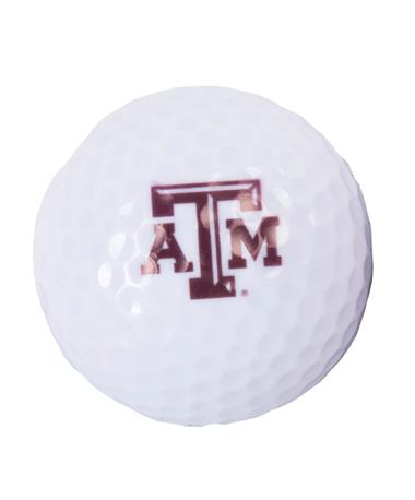 Texas A&M Aggie Golf Ball