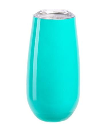 Swig 6oz Flute - Turquoise Turquoise
