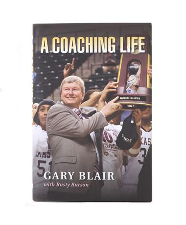 A Coaching Life By Gary Blair Multi