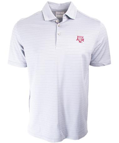 Texas A&M Aggies Tommy Bahama Rico Polo Grey