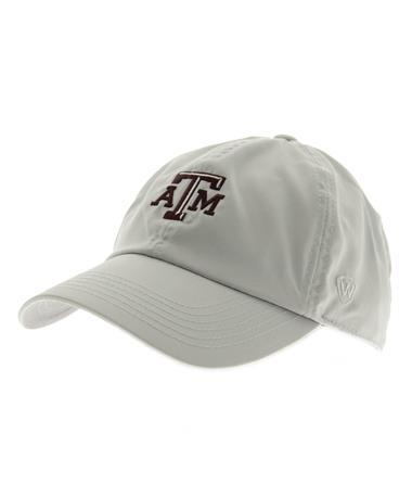 Texas A&M Surplex Adjustable Velcro Cap Grey