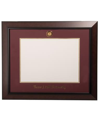 CUSTOM ORDER ITEM: University Frames Texas A&M Legacy Diploma Frame