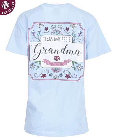Texas A&M Grandma Raised