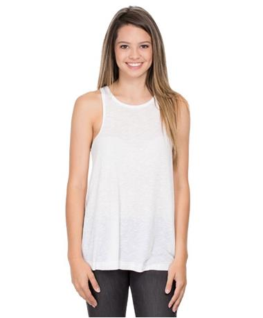 ZSupply The Rib Racer Tank - Front White