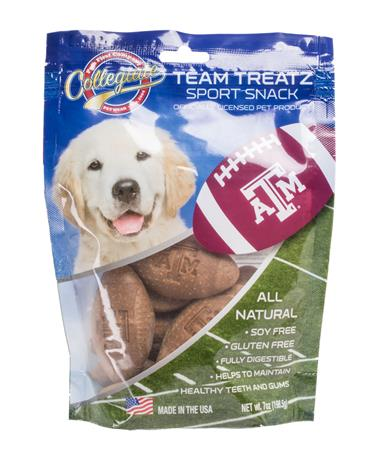 Texas A&M Aggie Dog Treat - In Bag MISC