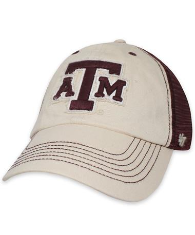 Texas A&M `47 Brand Taylor Closer - Front Natural