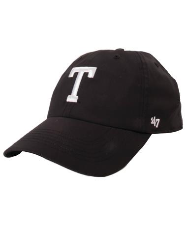 Texas A&M `47 Brand Block Repetition Clean Up - Black - Front Black