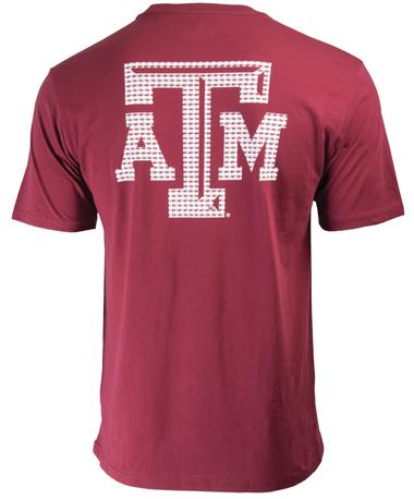 Southern Tide Texas A&M Skipjack Fill TS-back CHIANTI
