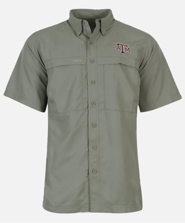 Mens GameGuard MicroFiber LS Shirt Mesquite