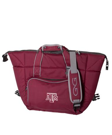 GameGuard Cooler Bag Maroon/Gunmetal