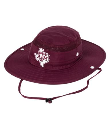 Adidas Texas A&M `18 Lone Star Safari Hat Maroon