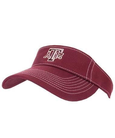 Texas A&M GameGuard Maroon Visor