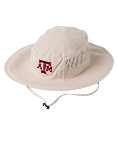 Columbia Texas A&M Booney II Hat Fossil